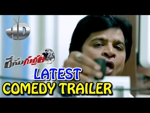 Race Gurram Latest Exclusive Comedy Trailer - Allu Arjun, Shruti Haasan, Surender Reddy