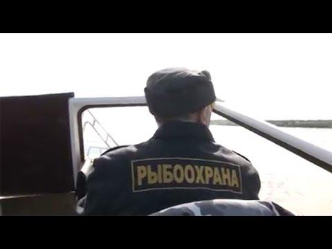Совместный рейд Петрозаводской инспекции рыбоохраны и ТНТ-ОНЕГО в Прионежском районе