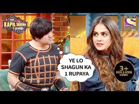 Riteish And Genelia Are Given Shagun | The Kapil Sharma Show S2 | Sat-Sun At 9:30 PM