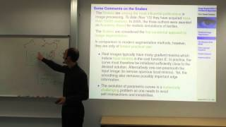 Variational Methods For Computer Vision - Lecture 9  (Prof. Daniel Cremers)
