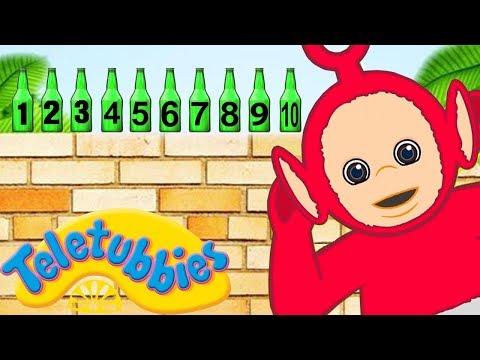 Teletubbies   Ten Green Bottles & Many More   Nursery Rhymes for Children   Kids Songs Teletubbies (видео)