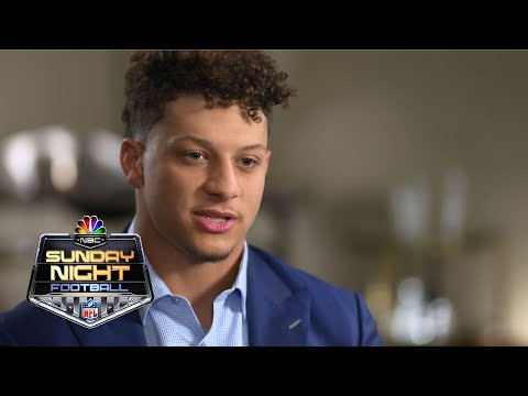 Video: Patrick Mahomes on Chiefs' offense, how his style compares to Tom Brady I NFL I NBC Sports