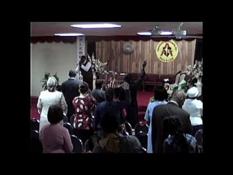 Apostolic Tabernacle, Lake Worth – w/Minister Junior Gray