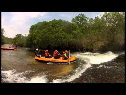 Rafting em Juscimeira-MT com Vale Expedições e Galera da Educação Física