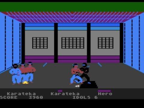 ninja atari xl