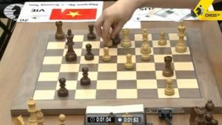 Nepomniachtchi vs Nguyen - 2013 World Blitz Championship