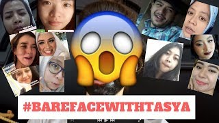 Video 7 HARI NO MAKEUP CHALLENGE! - barefacewithtasya MP3, 3GP, MP4, WEBM, AVI, FLV Maret 2019