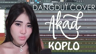Video Via Vallen - Akad (Dangdut Cover) REMAKE MP3, 3GP, MP4, WEBM, AVI, FLV Maret 2018