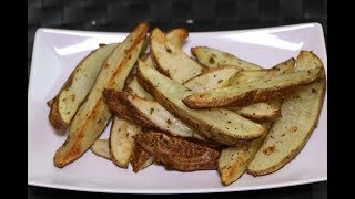 Garlic Potatoes - Roasted Garlic Potatoes Recipe This roasted garlic potatoes recipe is easy to make and is a great side dish for ...