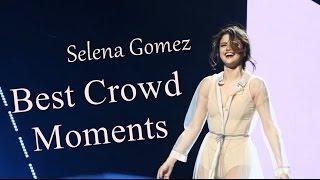 Video Selena Gomez // Best Crowd Moments MP3, 3GP, MP4, WEBM, AVI, FLV Agustus 2018