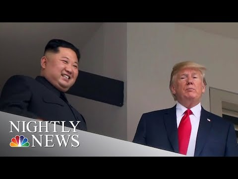 New Satellite Photos Raise Concerns About North Korea's Nuclear Arsenal | NBC Nightly News