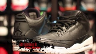 Download Lagu Air Jordan 3 Cyber Monday Complete Authentic Review + On Foot!!! Mp3