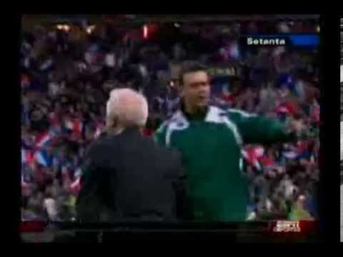 Polémico gol de Henry en el Mundial 2010