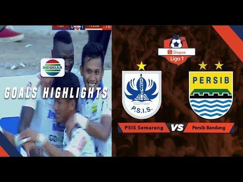 PSIS Semarang - Персиб Бандунг 0:1. Видеообзор матча 21.07.2019. Видео голов и опасных моментов игры