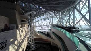 Candian Museum For Human Rights Time Lapse