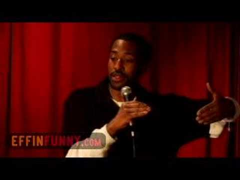 Dwayne Perkins Effinfunny Stand Up: The Monkey Challenge