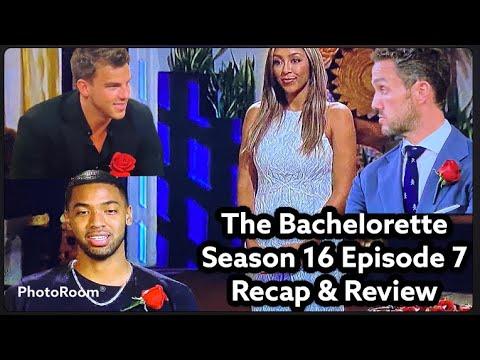 The Bachelorette 2020 Tayshia Adams | Season 16 Episode 7 | Recap and Review