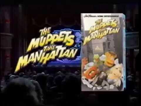The Muppets Take Manhattan (1984) trailer