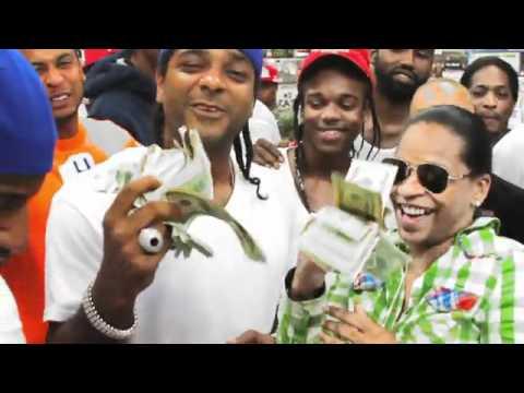 Jim Jones feat. Sen City  - More Than A Hustla (Official Video)