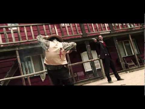 THE SCARLET WORM (2011) Western trailer