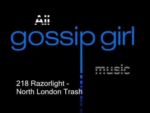 Tekst piosenki Razorlight - North London Trash po polsku
