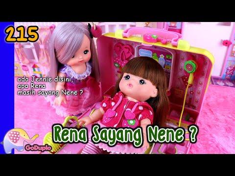 Mainan Boneka Eps 215 Kasih Sayang Rena - GoDuplo TV