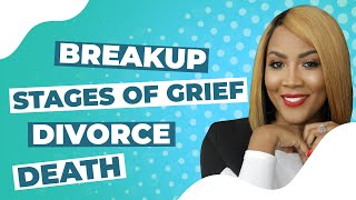 Get The Book at http://bit.ly/1s6Cvay Grief is a natural response to losing someone whether through a breakup, separation, divorce or death. Grief happens in ...