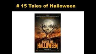 Top 20 Horror Films Of  2015