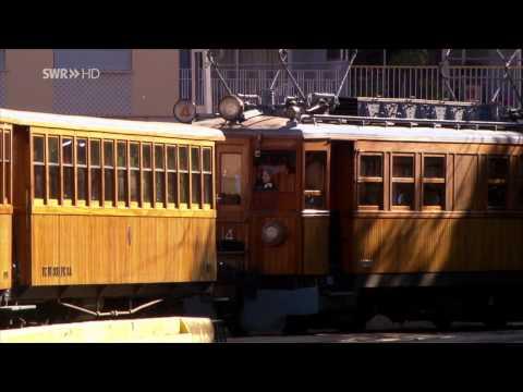 Die Eisenbahn auf Mallorca: Regional-Züge und der