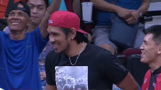 Sumemplang si Abai! | PBA Governors' Cup 2018