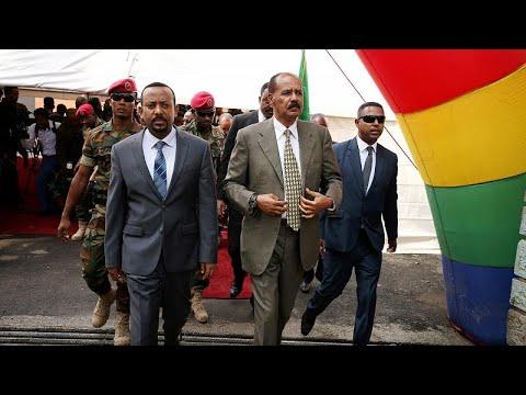 Äthiopien und Eritrea öffnen nach 20 Jahren Feindschaft ihre Grenze