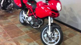 4. 2004 Ducati Multistrada 1000 DS