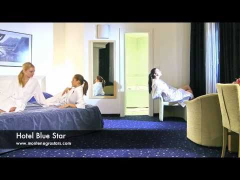BLUE STAR HOTEL BUDVA 4*