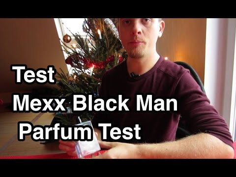 Test Mexx Black Man   Mexx Black Men   Mexx Parfum   Eau De Toilette Deutsch   Parfum Test
