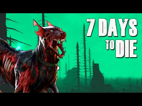 REVENGE GONE BAD ★ 7 Days to Die (12) – Zombie Games