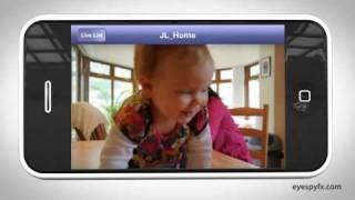 My Webcam YouTube video