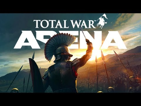 Large Scale Multiplayer Warfare - Total War Arena Gameplay