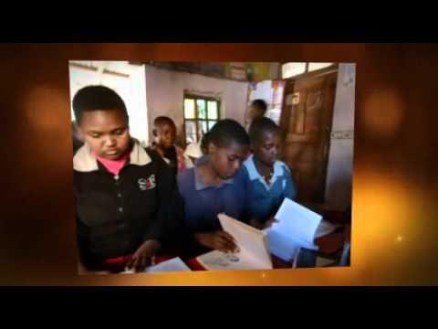 Tanzanian Orphans 2011