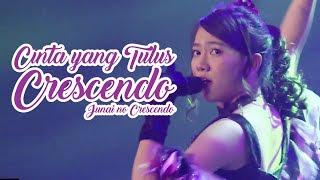 [Lirik Lagu] JKT48 - Cinta yang Tulus Crescendo