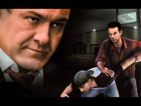 sopranos video game xbox 360