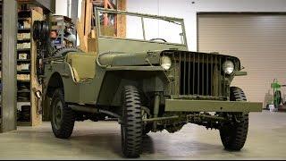 Video The Original Willys Jeep | 1941 Slat Grille MP3, 3GP, MP4, WEBM, AVI, FLV Juni 2019