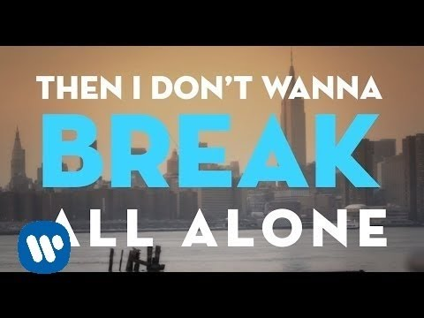 I Dont Wanna Break (Lyric Video)