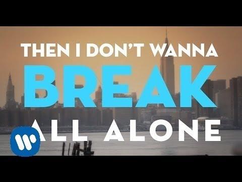 Christina Perri - I Don't Wanna Break lyrics