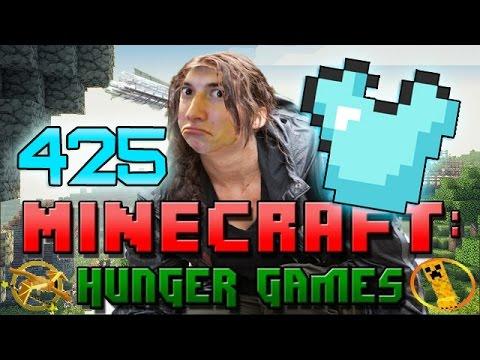 Minecraft: Hunger Games w/Mitch! Game 425 - Diamond Boobs!