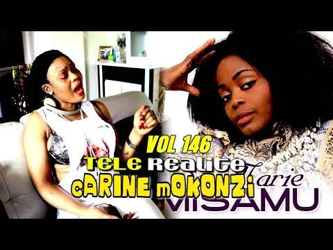Tele Realité Carine Mokonzi Chante Marie Misamu  Boyoka Son Ya Maquet A Realisé Olingi Libanga Benga