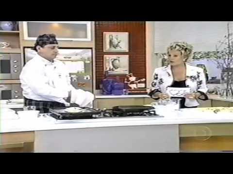 Tilápia à Delícia - Chef Assis Teixeira no Mais Você, com Ana Maria Braga.