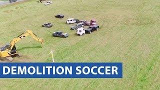 faze tari fotbal cu masini