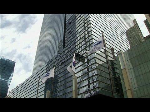 Νότια Κορέα: Εισαγγελείς έκαναν έφοδο στα γραφεία της Samsung