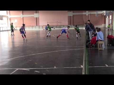 San Fermin Ikastola vs Rochapea 120119 Video 2