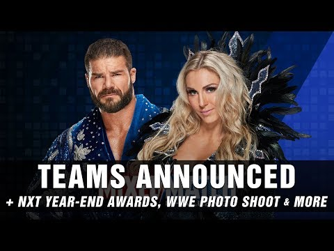 Mixed Match Challenge Teams Announced, 2017 NXT Year-End Awards & More (Smack Talk 318 Hot Tags)